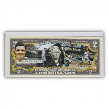 Babe Ruth $2