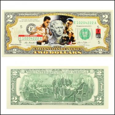 Muhammad Ali $2
