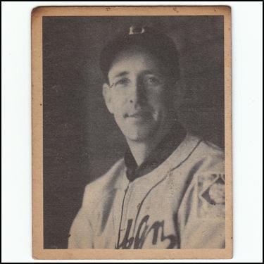 1939 PBA W.Wyatt