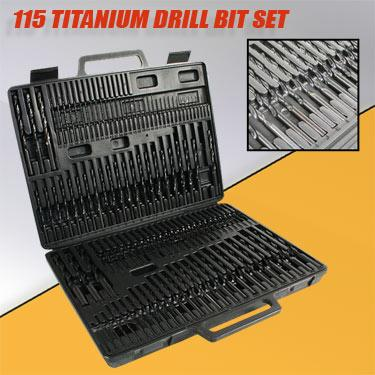 HSS DrillBit Set