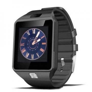 Blk Smart Watch