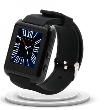 Blk Smart Watch