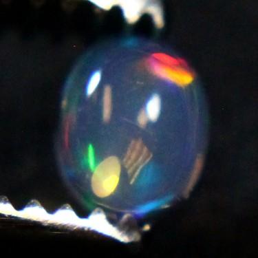 .25CT Multi Opal