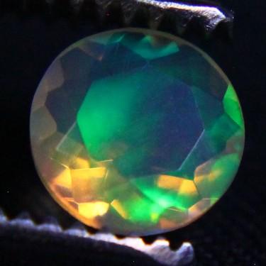 7 mm Round Opal