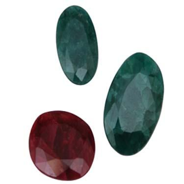 Ruby & Emerald