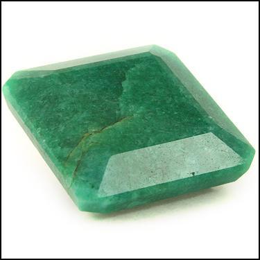 61 CWT Emerald