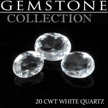 20CWT Quartz Lot