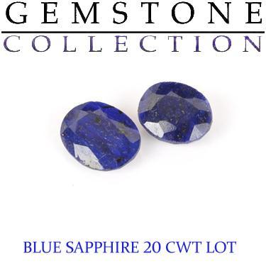 20 CWT Sapphires