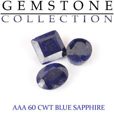 60 CWT Sapphires