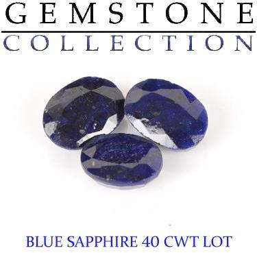 40 CWT Sapphires