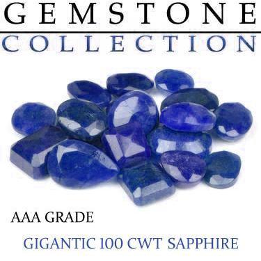 100 CWT Sapphire