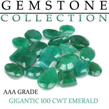 100 CWT Emeralds