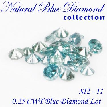 Blue Diamond Lot