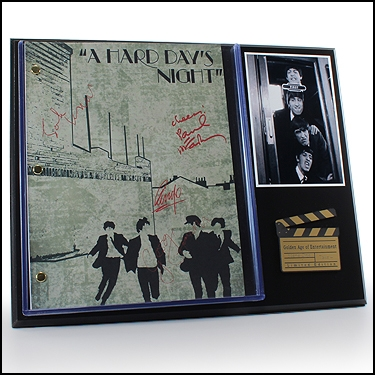 Beatles Script