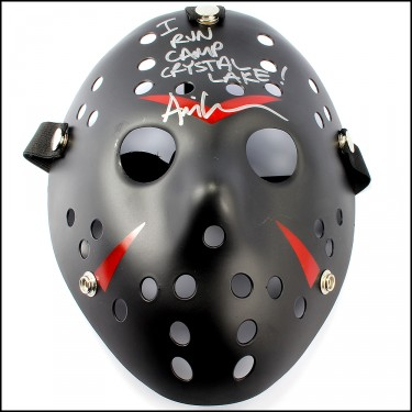 Jason Mask Signd