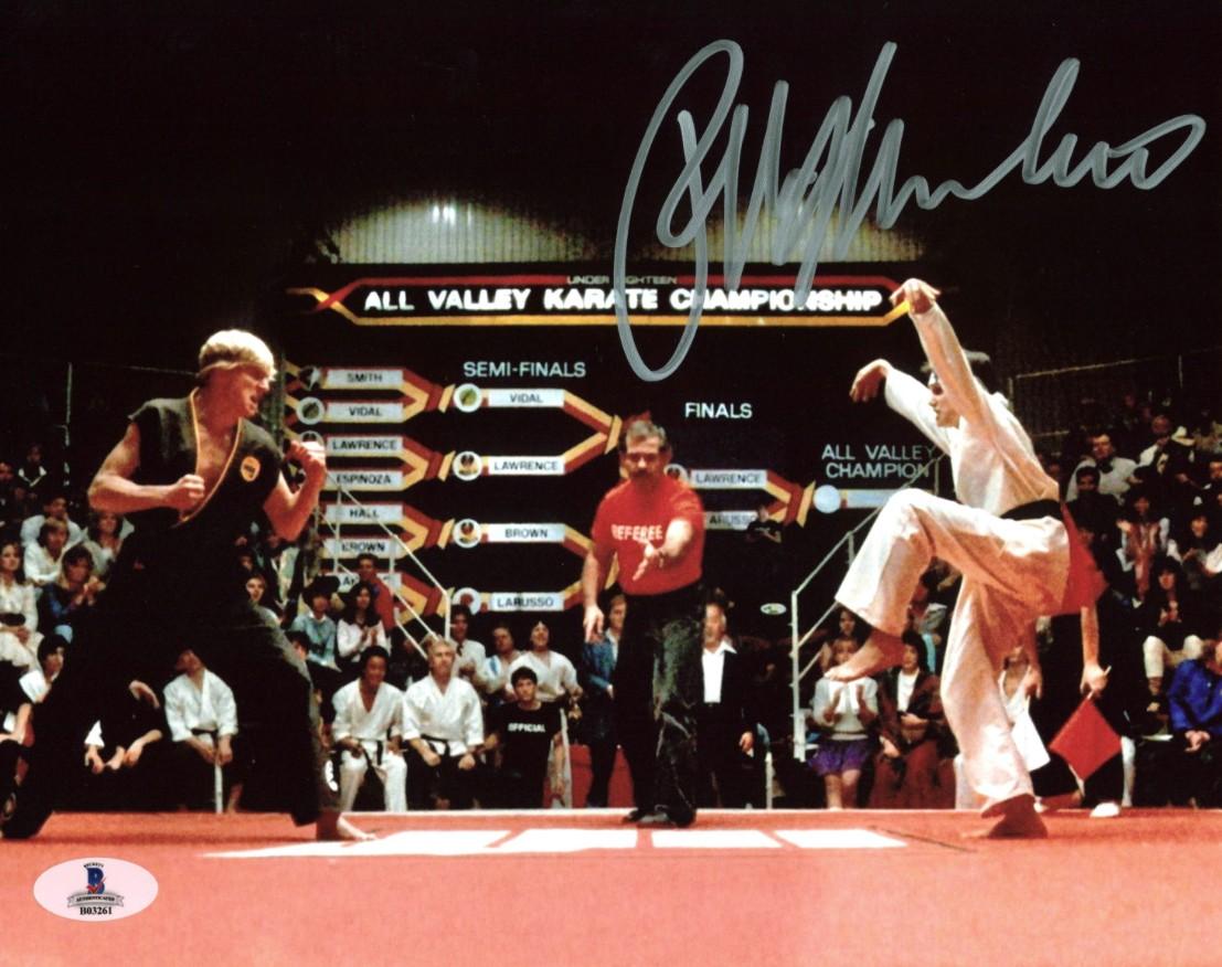 Karate Kid Signd