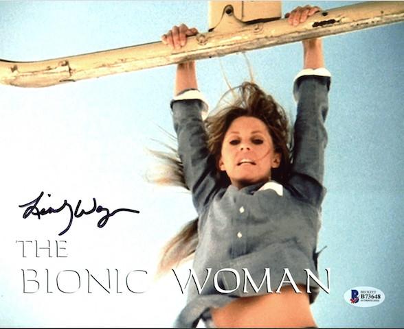 Bionic Woman BAS