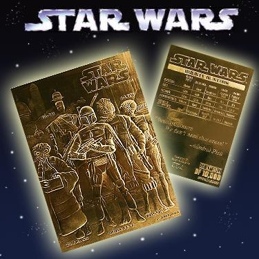 23K Star Wars