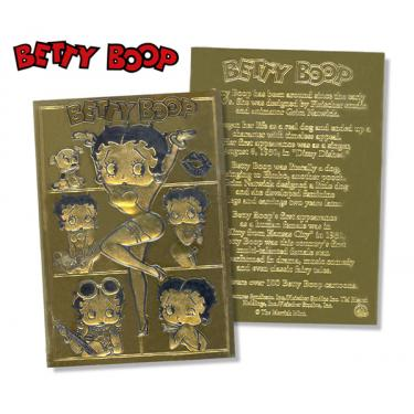 23KGLD BettyBoop