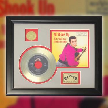 24K Gold Elvis