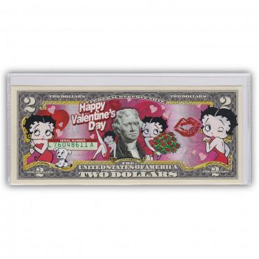 Betty Boop $2