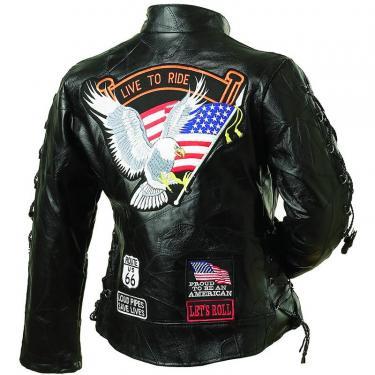 Ladies Leather