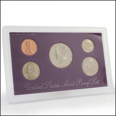1993s Proof Set
