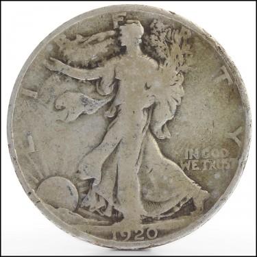 1920-P Walking