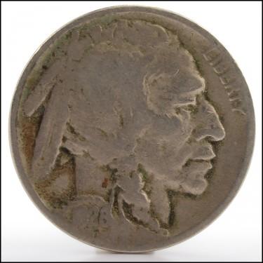 1926 Buff Nickel