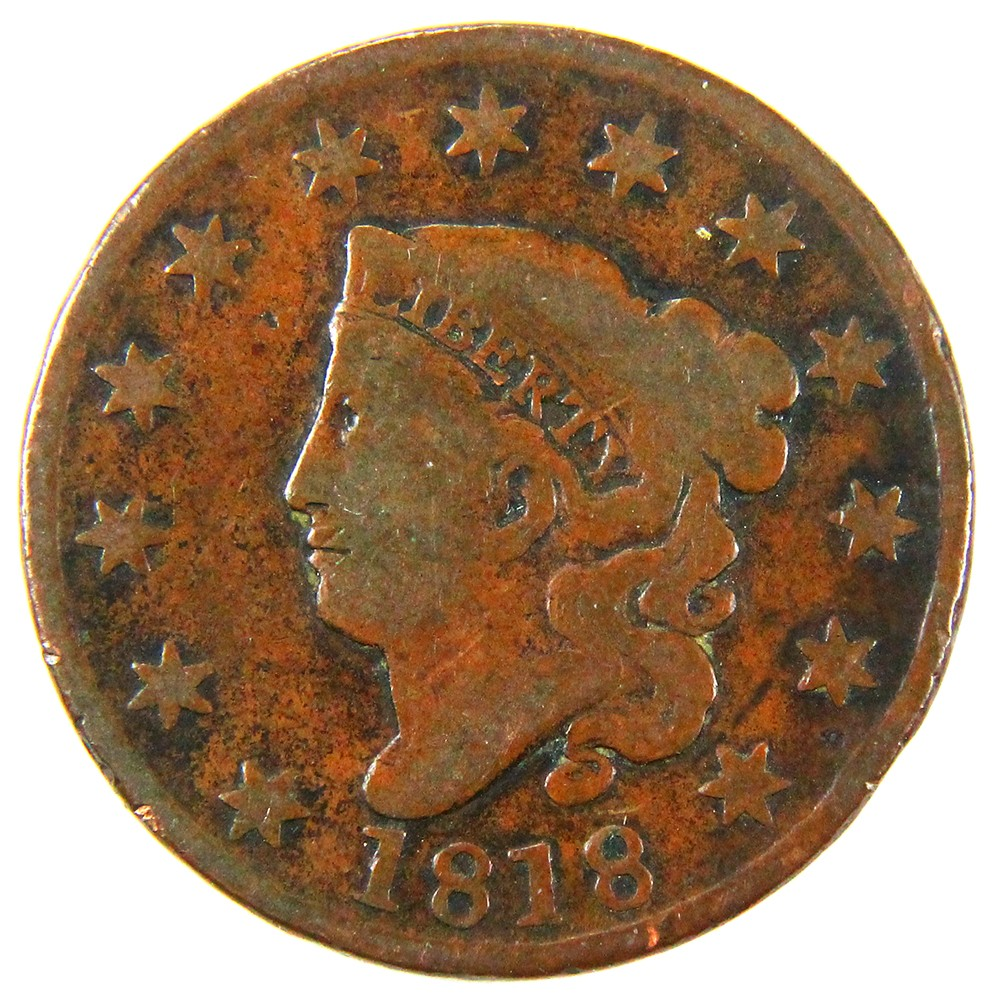 Early Large Cent