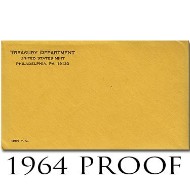 '64 Sealed Proof