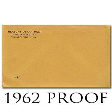 1962 Sealed Set