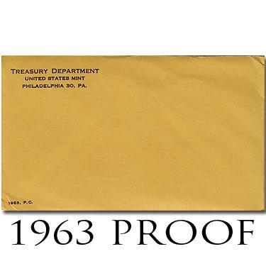 1963 Proof Set