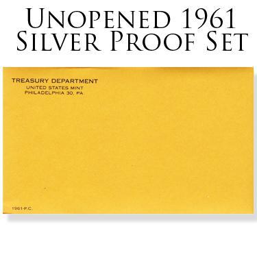 '61 Sealed Proof