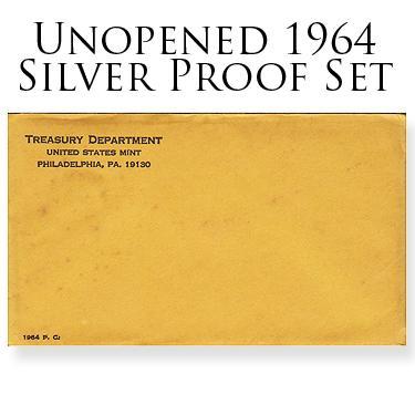 Unopened 1964 PR