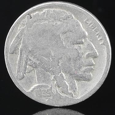 1935 Nickel