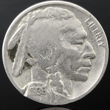 1936 Nickel