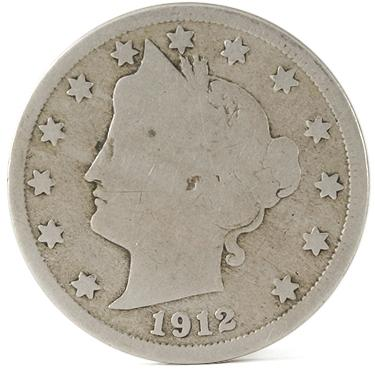 1912 Nickel