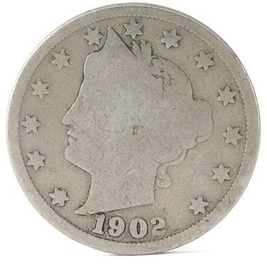 1902 Nickel