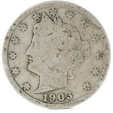 1903 Nickel