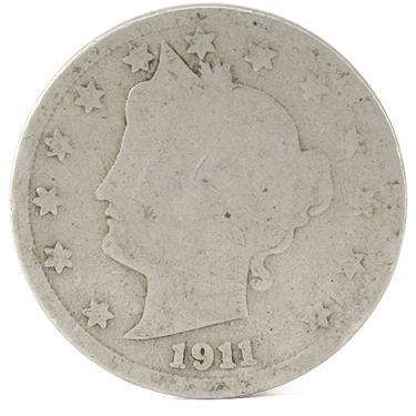 1911 Nickel