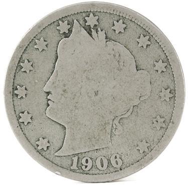 1906 Nickel