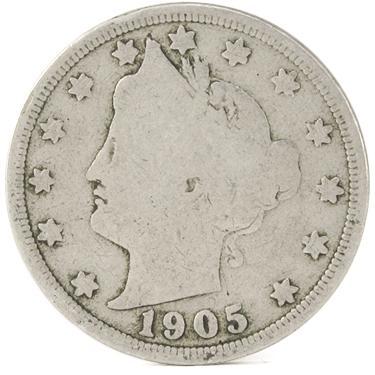 1905 Nickel