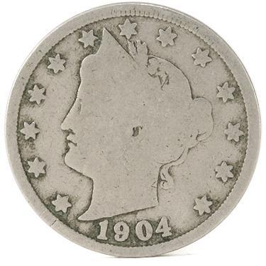 1904 Nickel