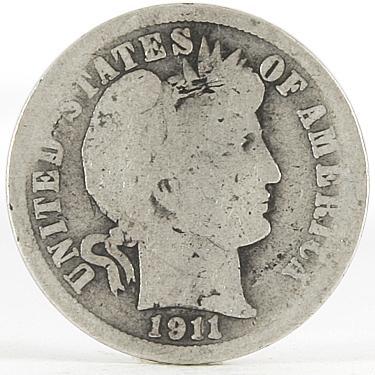 1911 Dime