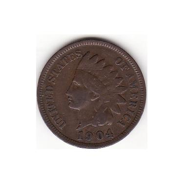 1904 Small Cents