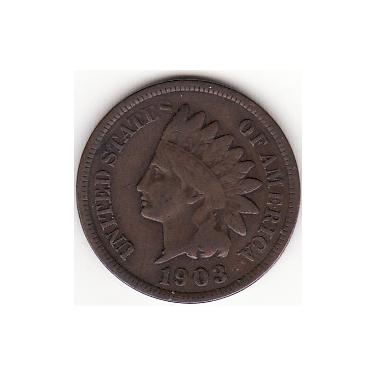 1903 Small Cents
