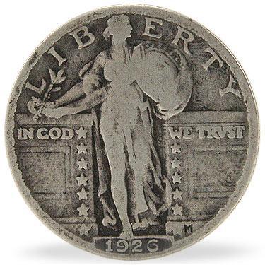 1926 Quarter Dol