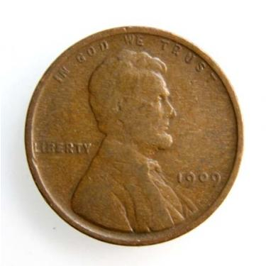 1909 Small Cents