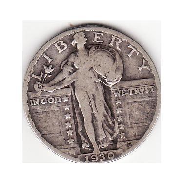 1930 Quarter Dol